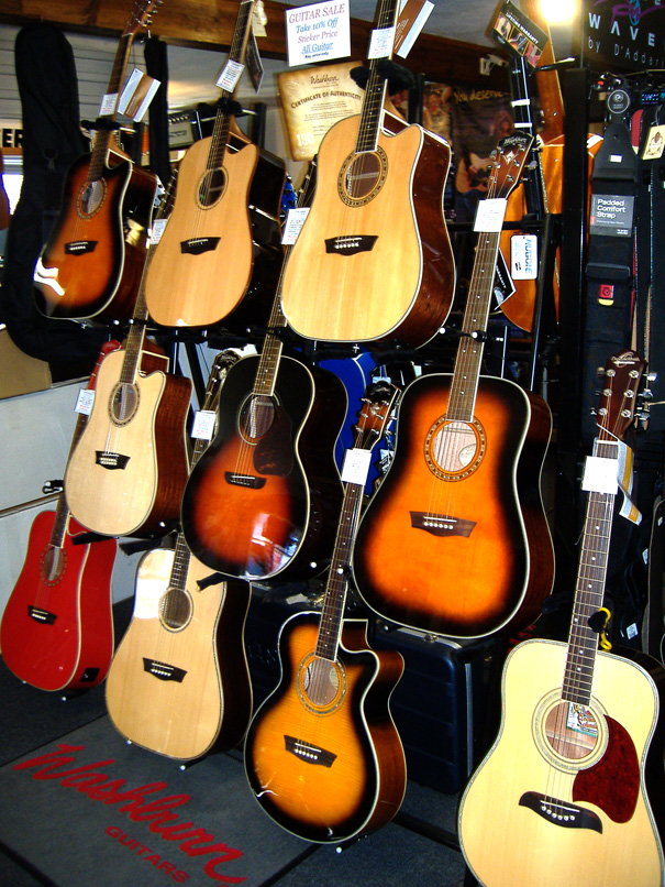 Musical Instruments Store Amps, Sound, Repairs, Vintage Gear, Fender, Gibson