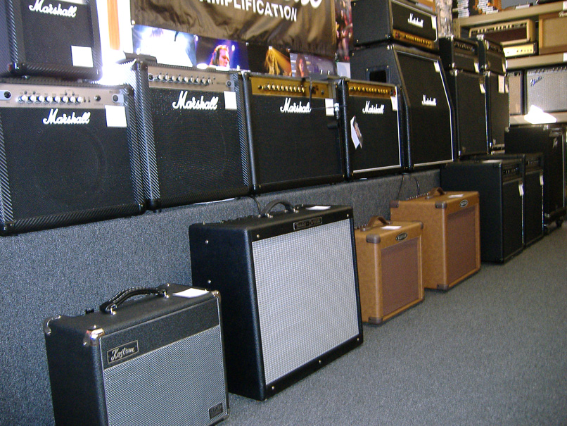 Music Store, Guitars, Amps, Sound, Repairs, Vintage Gear, Fender, Gibson